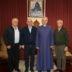 Prelate Welcomes Executive Council Chair of the Armenian Prelacy of Lebanon
