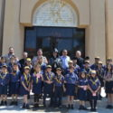"Awarding of ""St. Vartan"" & ""Kayl Vahan"" Scouting Medals at Holy Cross Cathedral in Montebello"