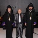 "Dr. Alber Karamanoukian Awarded ""Knight of Cilicia"""