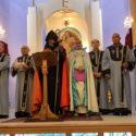 Pontifical Thanksgiving Prayer Held In Prelacy Churches