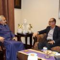 Lebanese American Foundation President Visits the Prelacy