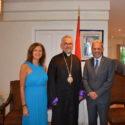 Reception in Honor of Lebanese Ambassador Gabriel Issa