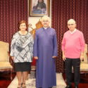Former Co-Editor of Marmara Newspaper Visits the Prelacy