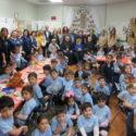 Prelate Attends Thanksgiving Celebration at Tufenkian Preschool-Kindergarten
