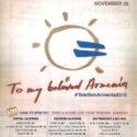 Armenia Fund 22nd Annual Telethon