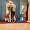 Սրբապատկերի Օծում Օրէնճ Քաունթիի Ս. Քառասնից Մանկանց Եկեղեցւոյ Մէջ