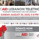 HyeAid Lebanon Telethon to Benefit the Armenian Community of Lebanon