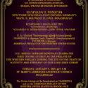 Անդրանիկ Ս. Պատարագ Ամերիկայի Արեւմտեան Թեմի Բարեջան Առաջնորդ Գերշ. Տ. Թորգոմ Ս. Եպս. Տօնոյեանի