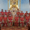 Episcopal Divine Liturgy at St. Mary's Church on Pentecost And Granting of the Stoles