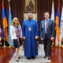 The Prelate Welcomed Representatives from Adventist Health Glendale