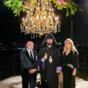 """Reception in Honor of the Prelate – Fermanians Awarded """"Knight of Cilicia"""" Medal – Call for Support to Armenians in Lebanon"""
