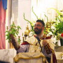 On the feast of the Exaltation of the Holy Cross and Name Day of Holy Cross Cathedral  Prelate's Prayers Focused on Cancer Patients