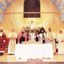 On the Feast of St. George the Commander – Prelate Celebrates Divine Liturgy and Conducts the Blessing of Madagh at the Armenian Apostolic Church of North Hollywood