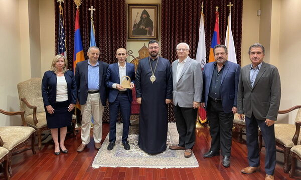 Artsakh is the Guarantor of Our Existence – Bishop Torkom Donoyan – The Catholicosate of Cilicia is One of the Pillars of Artsakh's Rebuilding – Artak Beglaryan
